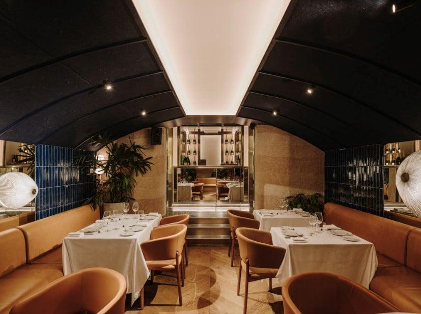 Foto ambiente Colección RC en restaurante Lobito de Mar - Muebles de diseño - Blasco&Vila