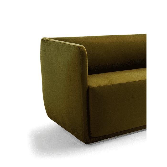 Sofá de diseño - Colección Vetro - Sofá 2 plazas - Blasco&Vila