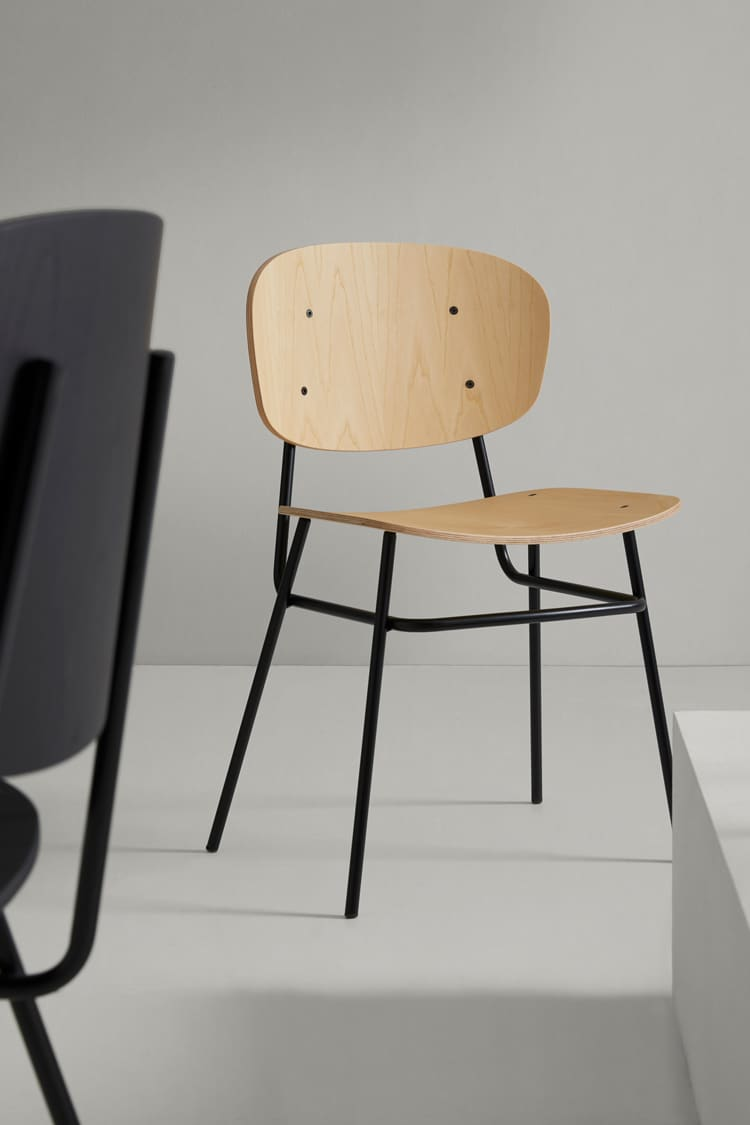 Silla fosca - Muebles de diseño - Blasco&Vila