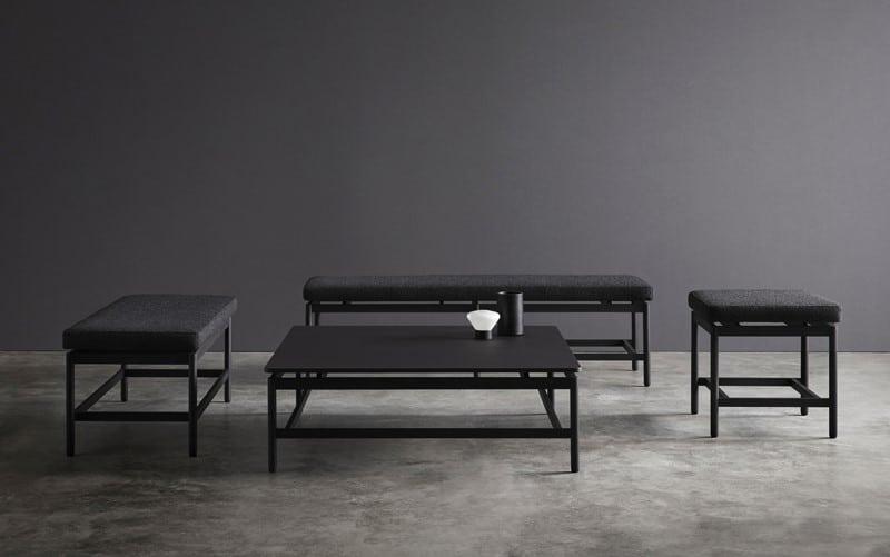 Banquetas REM - Blasco&Vila - Muebles de diseño