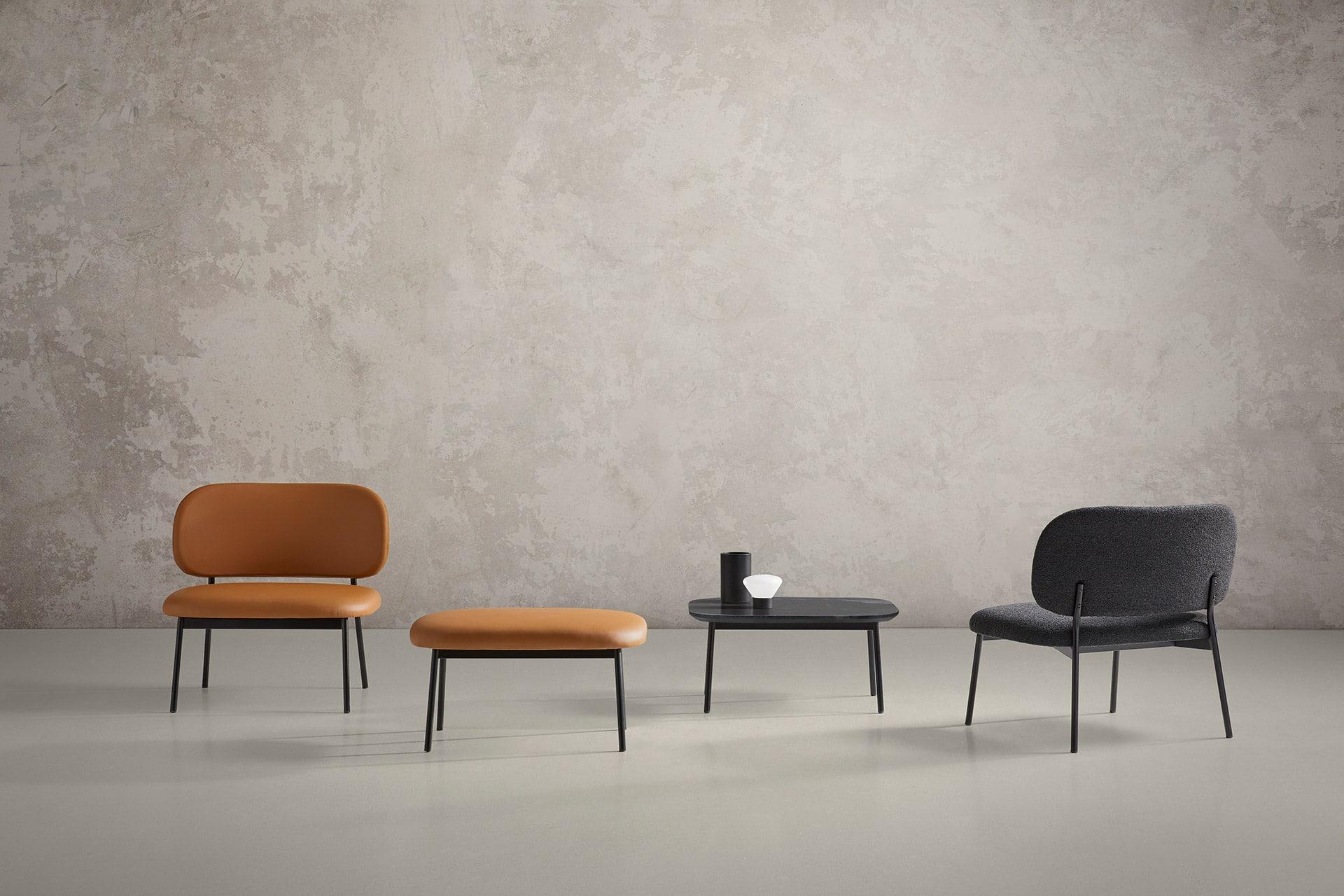 Banner principal colección RC Metal - Muebles de diseño - Blasco&Vila