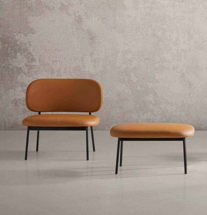 RC Metal Banqueta y RC Metal Lobby Chair - Muebles de Diseño - Blasco&Vila