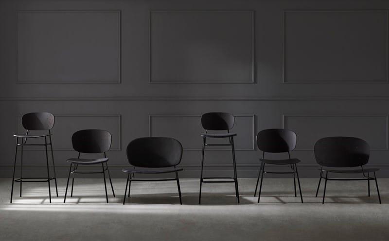 Foto ambiente sillas colección Fosca - Muebles de diseño - Blasco&Vila
