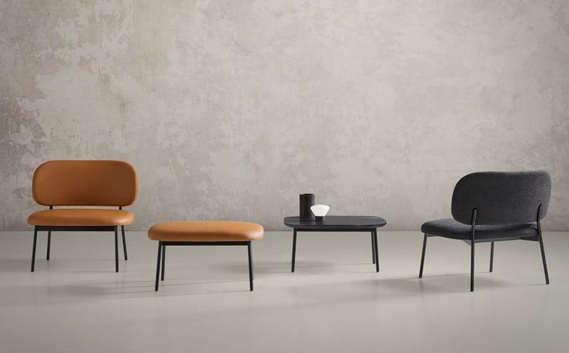 Foto ambiente colección RC Metal - Muebles de diseño - Blasco&Vila
